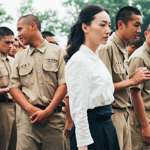 五、蔡思X_香港-返校裡飾演殷翠涵老師氣質出眾