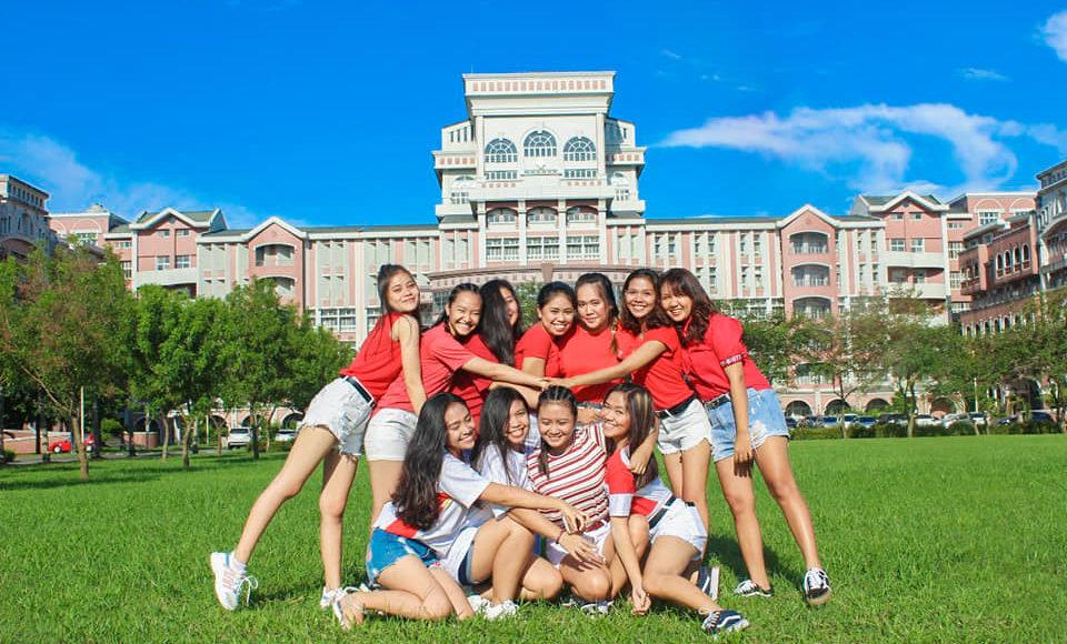 外籍學生照片