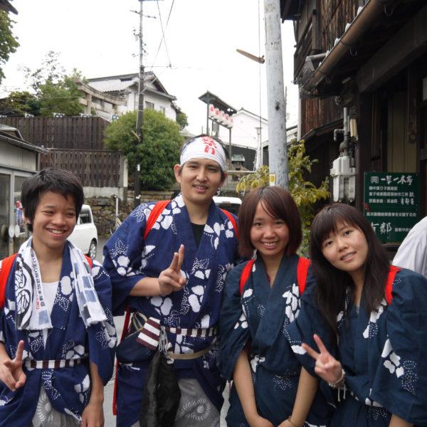 13.學海飛颺-本校學生赴日本加計學園交換研習2014年